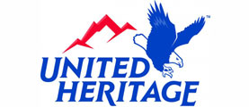 united heritage insurance provider in idaho icon image